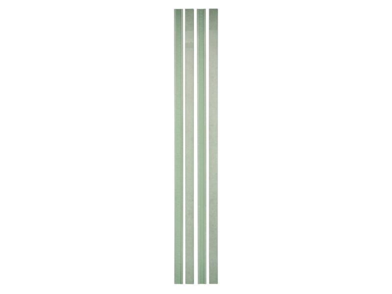 Solid hydro deurlijst MDF 225x6,8 cm