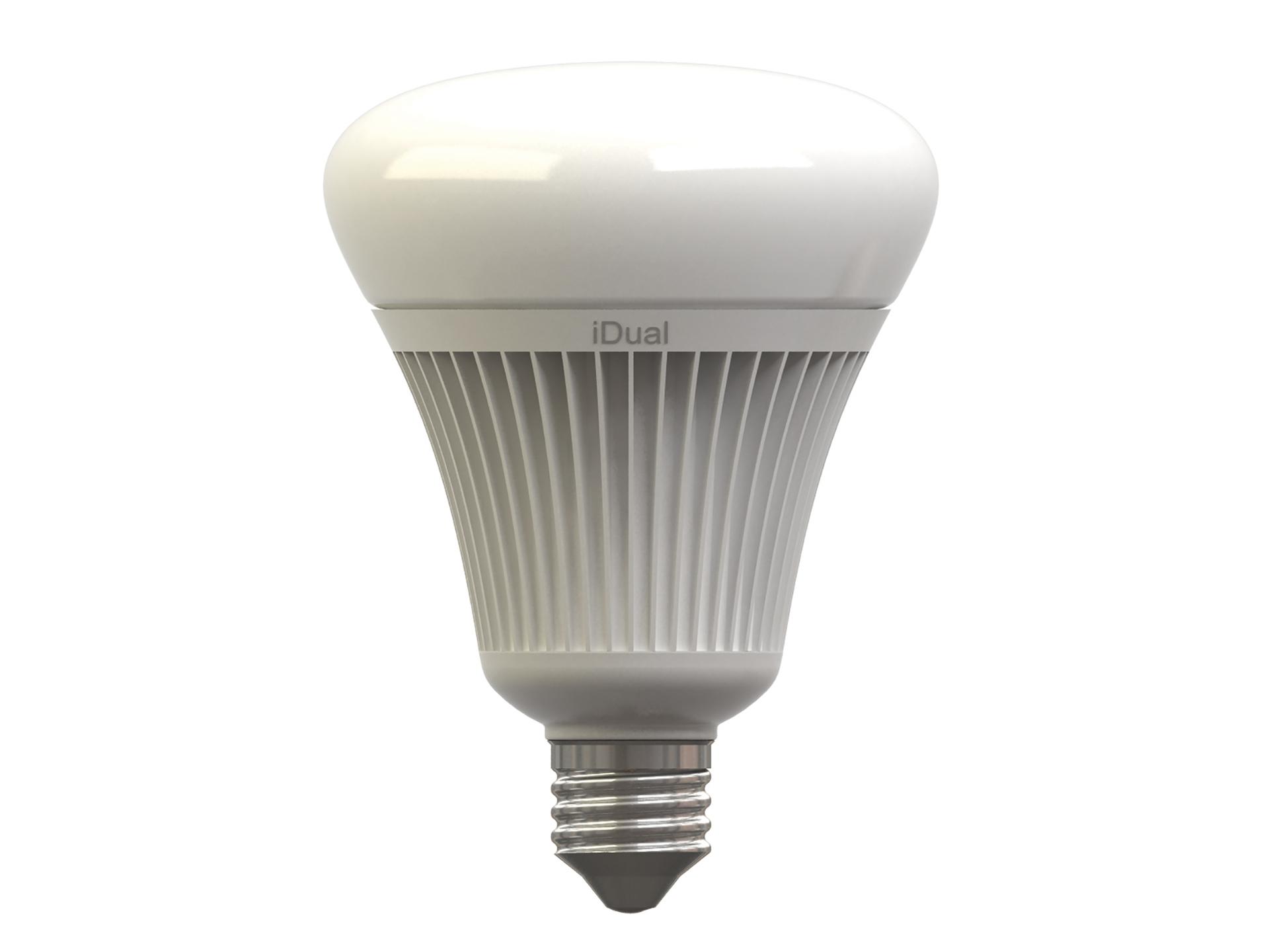 Lampen Op Afstandsbediening : Jedi idual g100 led lamp e27 16w afstandsbediening hubo