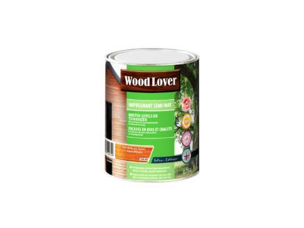 Wood Lover impregneerbeits 0,75l Afrikaans noten #630