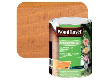 Wood Lover impregneerbeits 0,75l kastanje #641