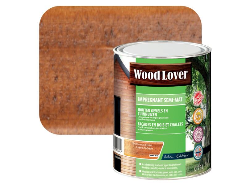 Wood Lover impregneerbeits 0,75l moeras eiken #690