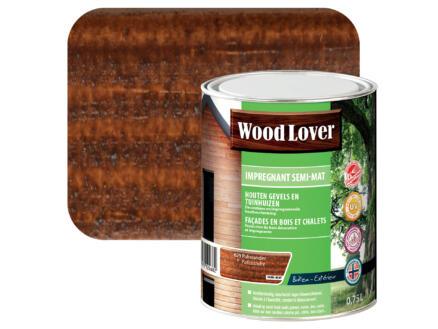 Wood Lover impregneerbeits 0,75l palissander #629