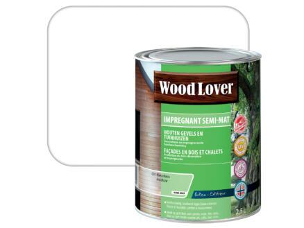 Wood Lover impregneerbeits 2,5l kleurloos