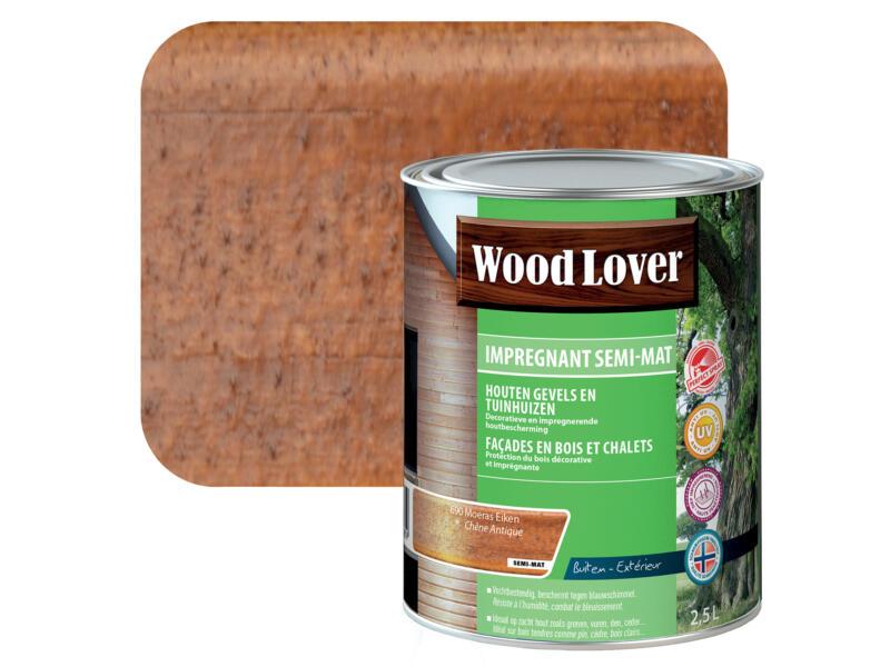 Wood Lover impregneerbeits 2,5l moeras eiken #690