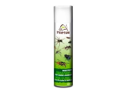 Fortus insecticide spray tegen vliegende en kruipende insecten 400ml