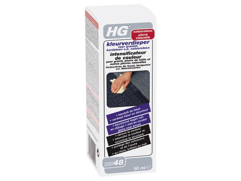 HG intensificateur de couleur granit et pierre naturelle 0,5l