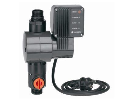 Gardena interrupteur manométrique avec sécurité manque d'eau