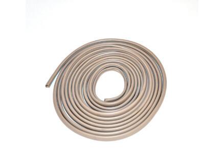 Solid isolatiestrip akoestiek 5,5m 1cm wit