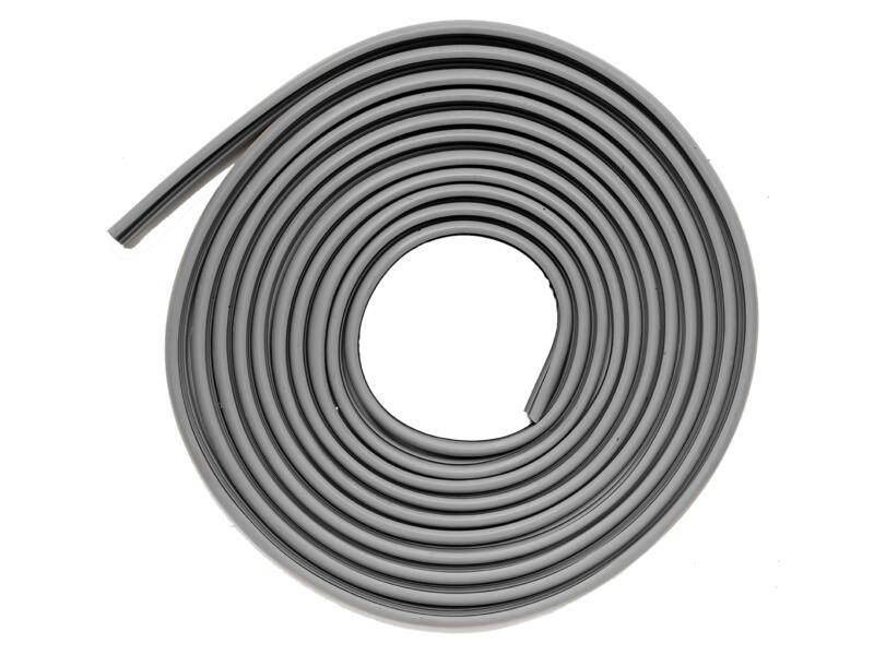 Solid isolatiestrip akoestiek grijs