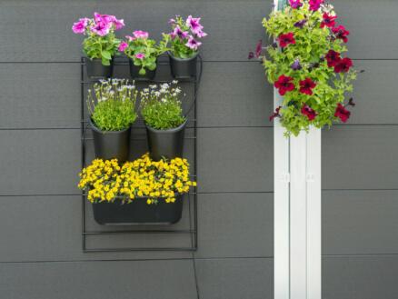 Nature jardin vertical mur.84x48cm