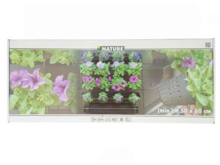 Nature jardin vertical set 1 50x60 cm