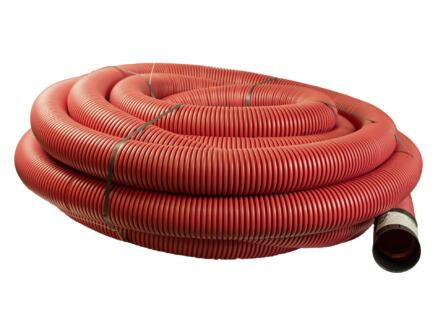 Scala kabelbeschermbuis 40mm 50m rood