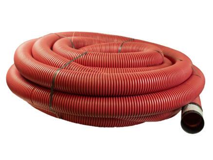 Scala kabelbeschermbuis 75mm 25m rood