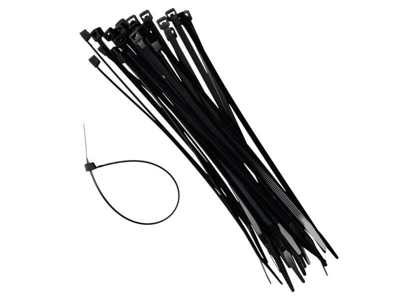 Ubbink kabelbinder 20cm 25 stuks
