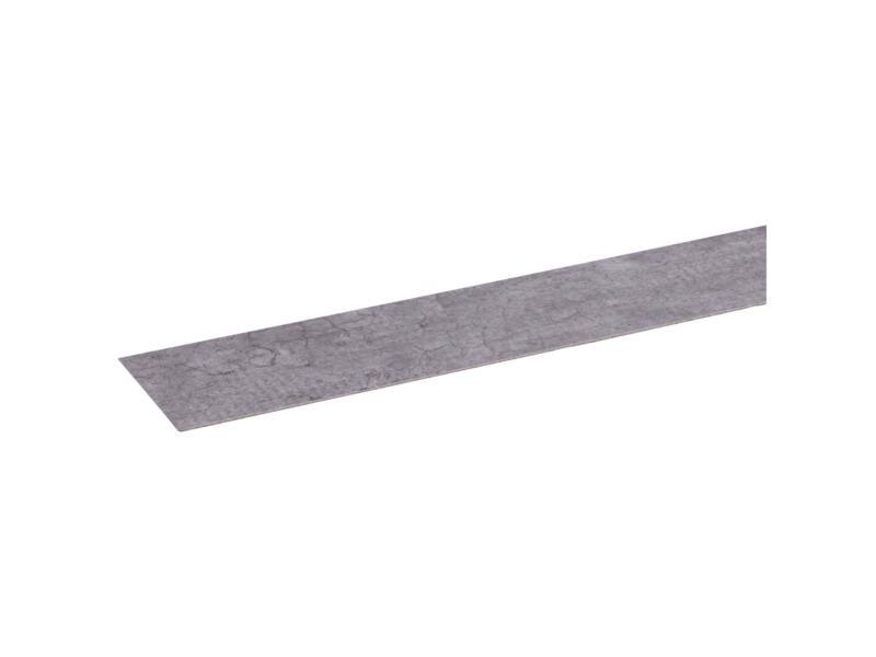 CanDo kantlaminaat 85x4 cm industrieel grijs