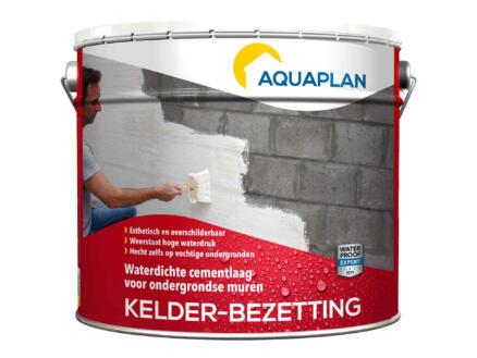 Aquaplan kelder-bezetting 10kg wit