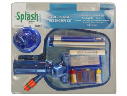 Splash kit d'entretien piscine