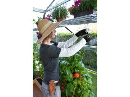 Palram kit de suspension-palissage pour plantes de serre set de 84
