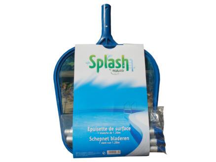 Splash kit épuisette