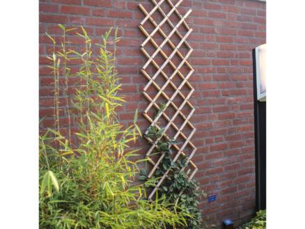 Ubbink klimrek 100x200 cm bamboe