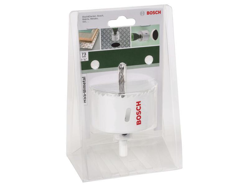 Bosch klokboor HSS BIM 73mm
