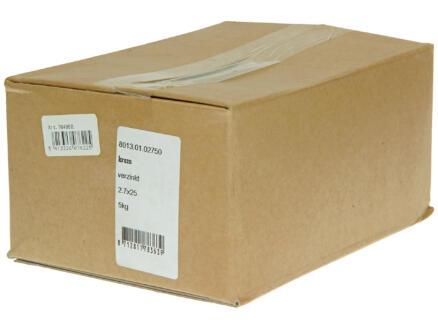 Sam krammen 2,7x27 mm 5kg