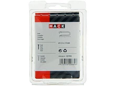Mack krammen 3,5x35 mm 250g