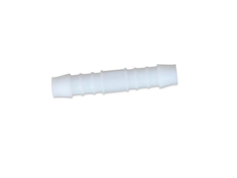 Scala kristaldarm verbindingsstuk 6mm wit 2 stuks