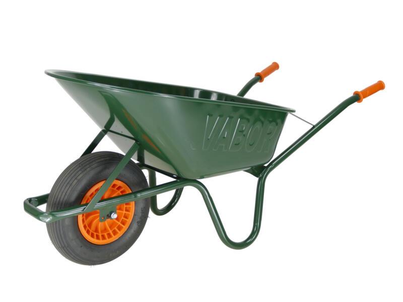 Altrad kruiwagen 90l groen