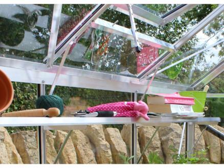 Royal Well kweekschap serre Blockley 148 grijs