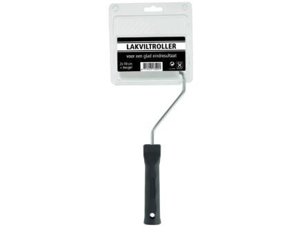Sam lakroller + reserverol acryl 10cm vilt