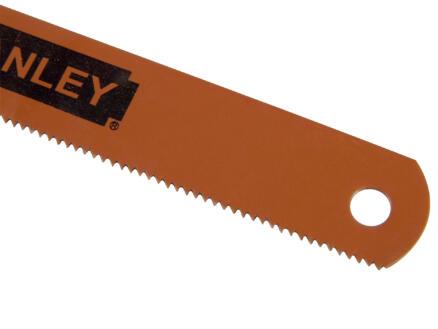 Stanley lame de scie HSS 300mm métal 2 pièces
