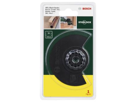 Bosch lame segmentée HCS 85mm bois