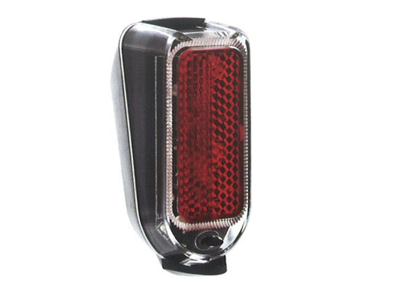 Maxxus lampe de vélo arrière LED pour garde-boue 2 fonctions