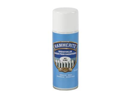 Hammerite laque en spray peinture radiateur 0,4l blanc