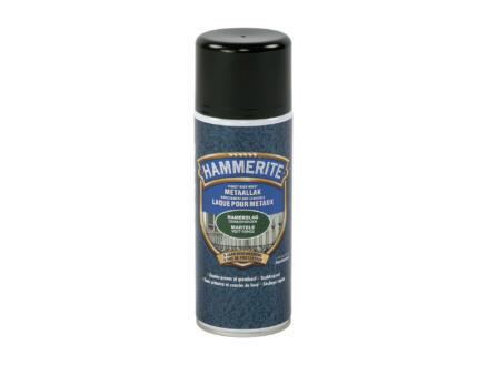Hammerite laque martelée 0,4l vert foncé