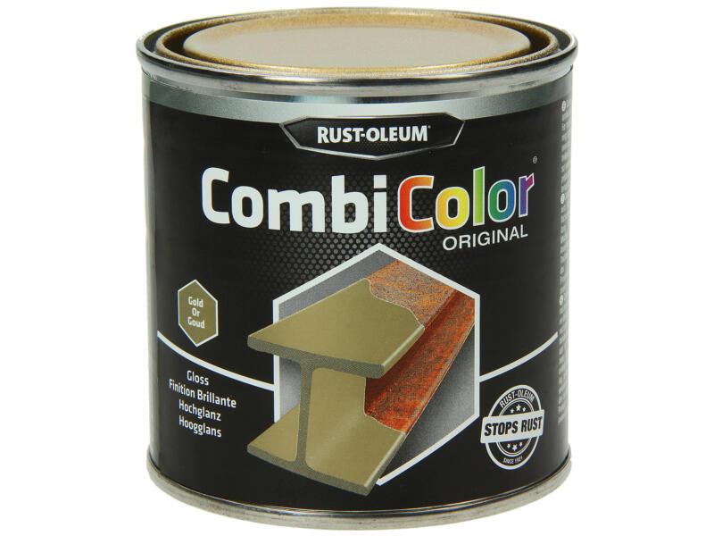 Rust-oleum laque peinture métal brillant 0,25l or