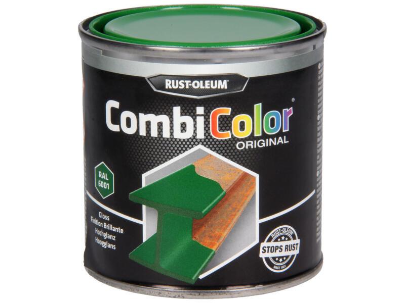 Rust-oleum laque peinture métal brillant 0,25l vert émeraude