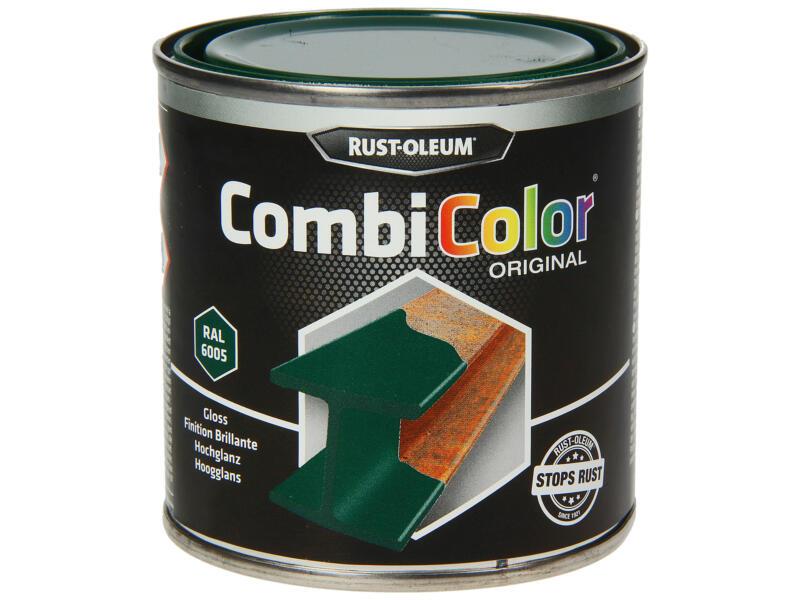 Rust-oleum laque peinture métal brillant 0,25l vert mousse
