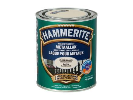 Hammerite laque satin 0,75l blanc cassé