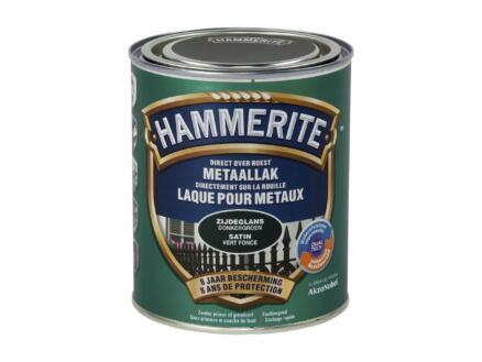 Hammerite laque satin 0,75l vert foncé