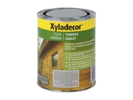 Xyladecor lasure bois chalet 0,75l bouleau