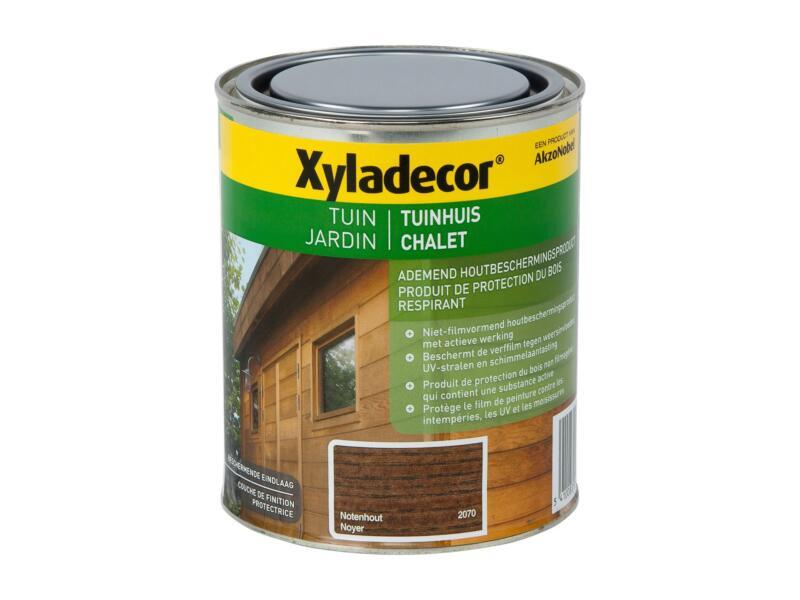 Xyladecor lasure bois chalet 0,75l noyer