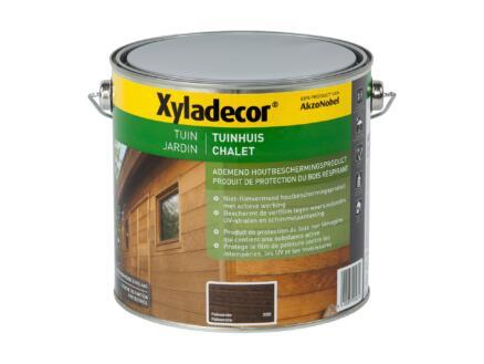 Xyladecor lasure bois chalet 2,5l palissandre