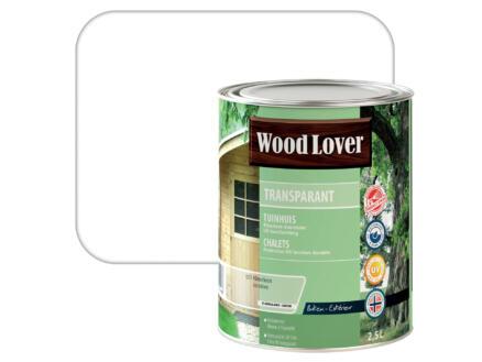 Wood Lover lasure chalet 2,5l incolore