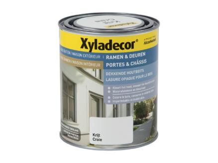 Xyladecor lasure opaque 0,75l craie