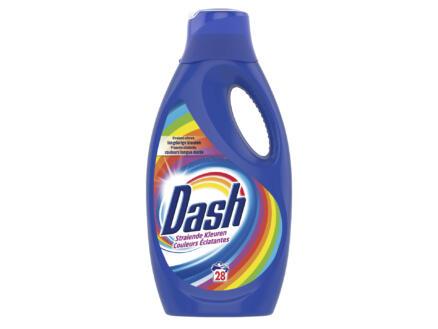 Dash lessive liquide linge de couleur 1,540l