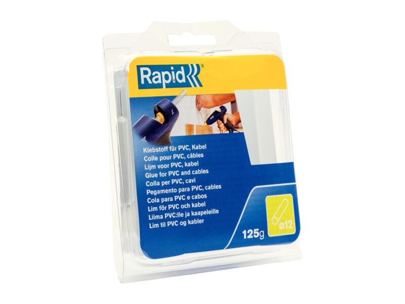 Rapid lijmpatroon PVC en kabels 12x94 mm 125g transparant