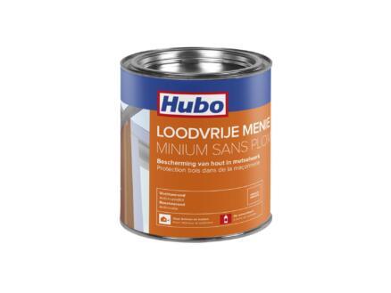 loodvrije menie voor hout in metselwerk 0,75l