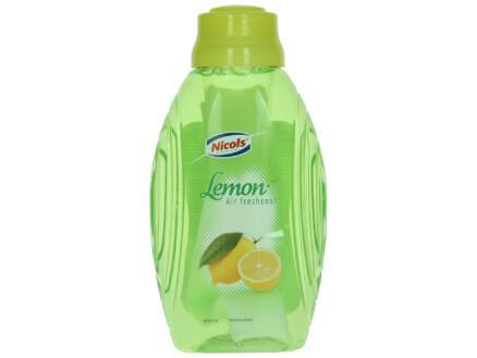 Nicols luchtverfrisser met wiek citroen